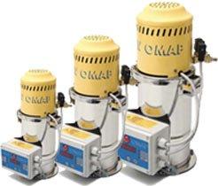 Однофазные вакуумные загрузчики серии SP                 (Италия) New Omap