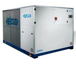 Чиллеры серии ARIES tech (205-440 кВт) (Италия) MTA