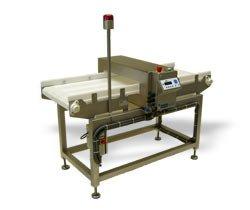 Система контроля и сепарации HQ на основе ленточного конвейера и металлодетектора BD