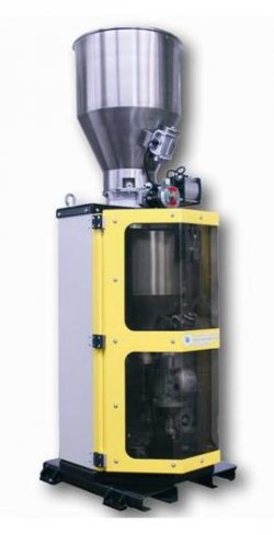 Системы весового дозирования и смешивания для порошков серии DG 1 SP (Италия) Engin Plast
