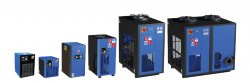 Рефрижераторные осушители сжатого воздуха (Италия) Omi