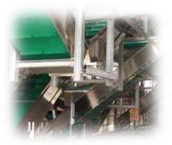 Нестандартные ленточные конвейеры, изготавливаемые на заказ