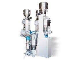 Системы объемного дозирования и принудительной загрузки серии AF (Италия) Engin Plast