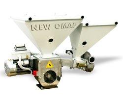 Системы объемного дозирования и смешивания для гранул серии MDX (Италия) New Omap