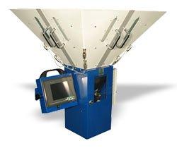 Системы весового дозирования и смешивания для гранул серии OPTIMIX (Италия) New Omap