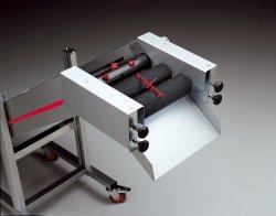 Валковый сепараторы для установки на наклонном столе серии SRD (Италия) New Omap